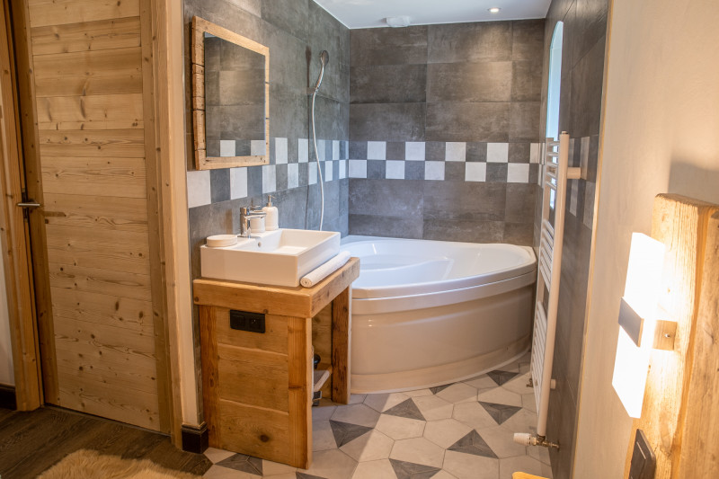 Chambre Cosy - Salle de bain